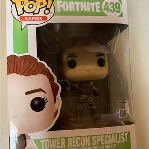 Fortnite Tower Recon Specialist